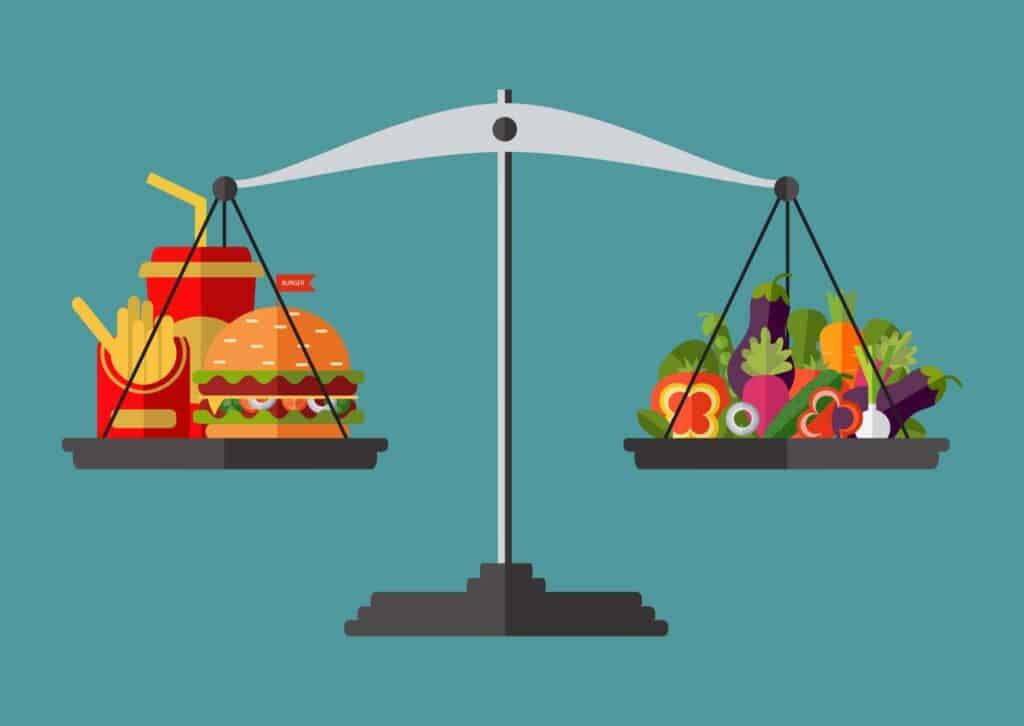 food on balance neutral