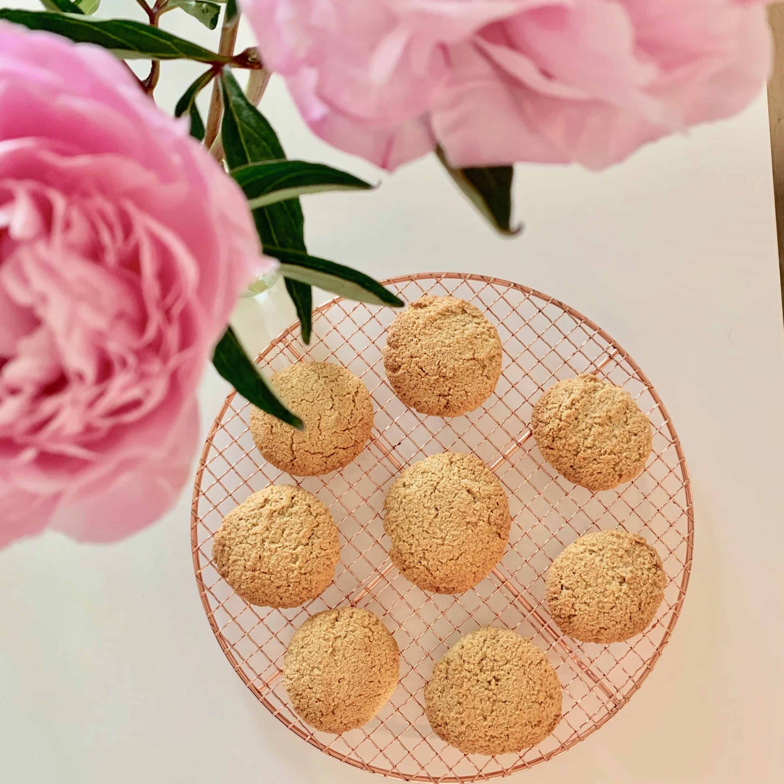 almond cookies homemade