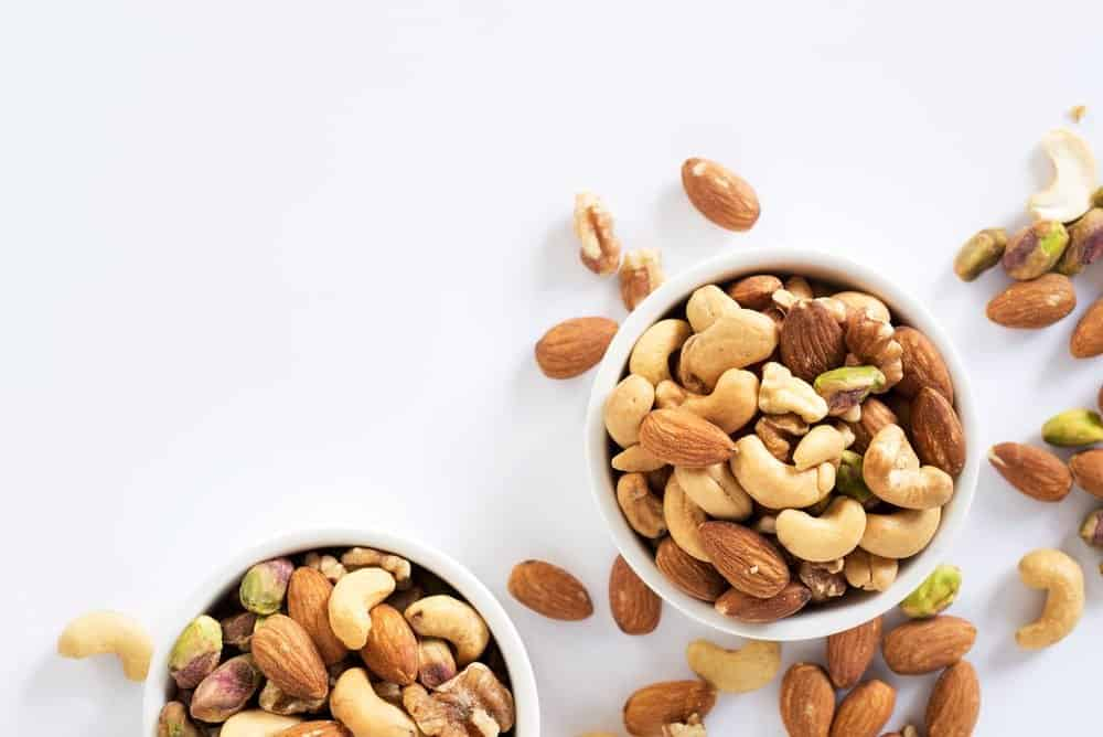 nuts snack
