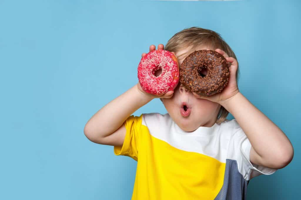 intuitive eating children parenting
