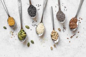 seed cycling hormone balance