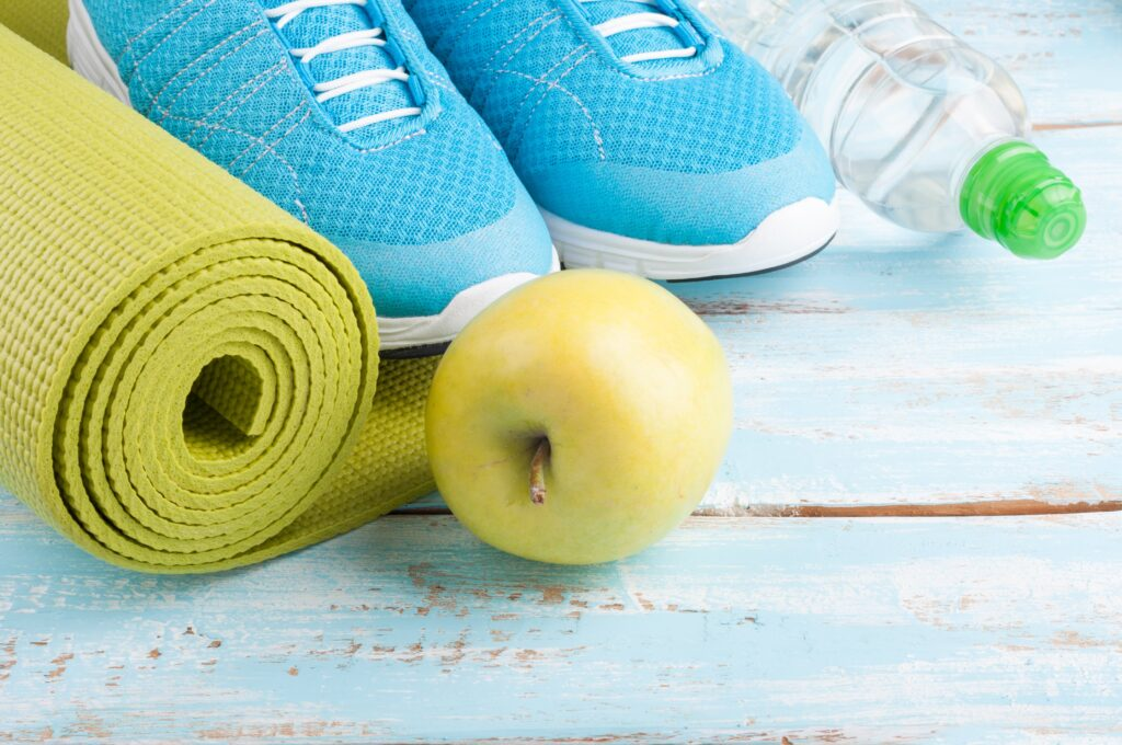 healthy lifestyle weight