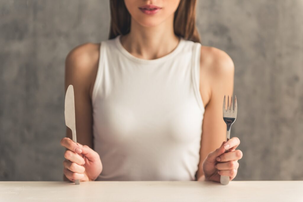 eating disorder recovery refeeding syndrome